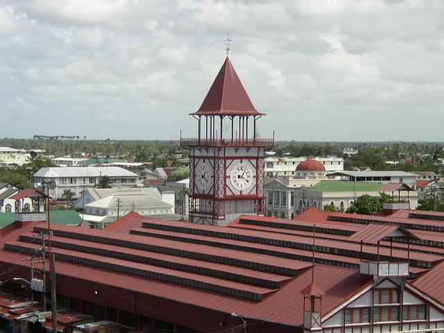 Georgetown,Guyana