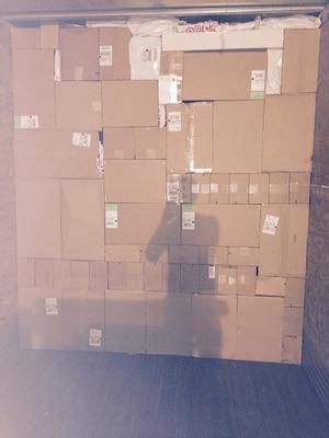 UPS Wall